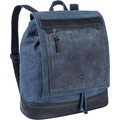 Camel active Sumatra Rucksack mit Überschlag 50 blau