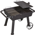 Camp Chef Chuckwagon Grillwagen Holzkohlegrill