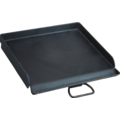 Camp Chef Flat Top Gussplatte Single