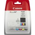 Canon Tinten Multipack CLI-551BK/551C/551M/551Y
