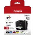 Canon Tinten Multipack PGI-2500XL BK/C/M/Y