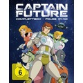 Captain Future Komplettbox BD [Blu-ray]