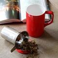 Carl Henkel Teebecher TIM Tea für Einen, rot