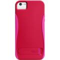 case-mate Pop! für iPhone 5/5S/SE, rot-pink