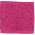 cawö Lifestyle Uni Seiflappen pink 30x30 cm