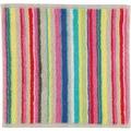 cawö Seiftuch multicolor 30 x 30 cm