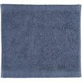 cawö Seiftuch nachtblau 30 x 30 cm, kleiner Saum