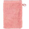 cawö Waschhandschuh rouge 16 x 22 cm