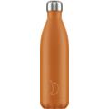 Chillys Isolierflasche Burnt Orange 750ml