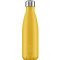 Chillys Isolierflasche Burnt Yellow gelb 500ml