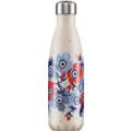 Chillys Isolierflasche Emma Bridgewater Blue Anemone Blumen 500ml