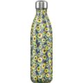 Chillys Isolierflasche Floral Sunflower Sonnenblume 750ml