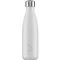 Chillys Isolierflasche Monochrome White weiß 500ml