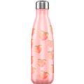 Chillys Isolierflasche Peach Pfirsich 500ml