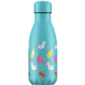 Chillys Isolierflasche Pool Party Day Einhorn Flamingo 260ml