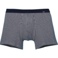 CiTO 24/7 twentyfourseven Herren Pants lange Form Farbgarnringel als Streifen, graumelange/deep navy 5 3er-Set