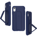 CLCKR Gripcase FOUNDATION for iPhone XR blue