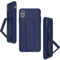 CLCKR Gripcase FOUNDATION for iPhone XS Max blue
