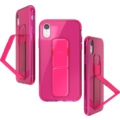 CLCKR Gripcase Neon Seasonal FW19 for iPhone XR neon pink
