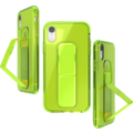 CLCKR Gripcase Neon Seasonal FW19 for iPhone XR neon yellow