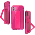 CLCKR Gripcase Neon Seasonal FW19 for iPhone X/Xs neon pink