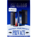 Cyoo Privacy 5D Glas Displayschutzfolie für Apple iPhone 11 Pro Max / XS Max, Schwarz