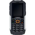 Cyrus Outdoor Handy CM7 Dual Sim, schwarz