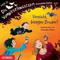 da music Die Vampirschwestern 11/Vorsicht,Bissiger Bruder, CD