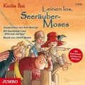 da music Leinen Los,Seeräuber-Moses, CD