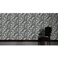 Daniel Hechter Mustertapete in 3D-Betonoptik Daniel Hechter 4 Tapete grau schwarz 10,05 m x 0,53 m