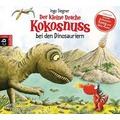 Der kleine Drache Kokosnuss 20 bei den Dinosauriern Hörbuch
