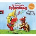 Der kleine Drache Kokosnuss - Die große Lieder-CD Hörbuch
