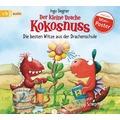 Der kleine Drache Kokosnuss - Die besten Witze aus der Drachenschule Ungekürzte Lesung, Inszenierte Lesung mit Musik Hörbuch