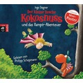 Der kleine Drache Kokosnuss 12 und das Vampir-Abenteuer Hörbuch