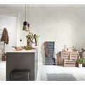 Designdschungel Vliestapete Tapete floral metallic weiß creme 10,05 m x 0,53 m