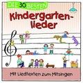 Die 30 besten Kindergartenlieder Hörbuch