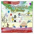 Lamp & Leute - Die 30 besten Partylieder für Kinder Hörbuch