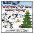 Lamp & Leute: Die 30 besten Weihnachts- und Winterlieder Hörbuch