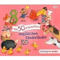 Die 50 schönsten englischen Kinderlieder Hörbuch