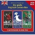 Die große Englisch-Lernen-Box Hörspiel
