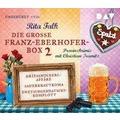 Die große Franz-Eberhofer-Box 2 Hörbuch