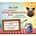 Die große Franz-Eberhofer-Box Hörbuch
