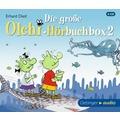 Die große Olchi-Hörbuchbox 2 (4 CD) Hörspiel