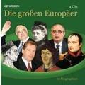Die großen Europäer Hörbuch