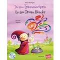 Die kleine Traummischerin. Kinderbuch Deutsch-Englisch mit Audio-CD