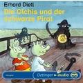 Die Olchis und der schwarze Pirat Hörbuch