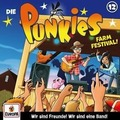 Die Punkies 12. Farm Festival! Hörspiel