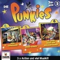 Die Punkies - 3er Box 02 (Folgen 4, 5, 6) Hörbuch