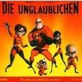 Die Unglaublichen. The Incredibles. Layoutversion. CD Hörspiel