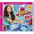 Disney - Soy Luna: Staffel 2 Folge 9 + 10 Hörspiel